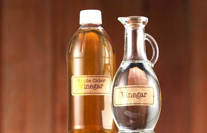 Apple Cider Vinegar vs Distilled White vinegar for pool