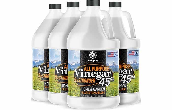 Cleaning White Vinegar