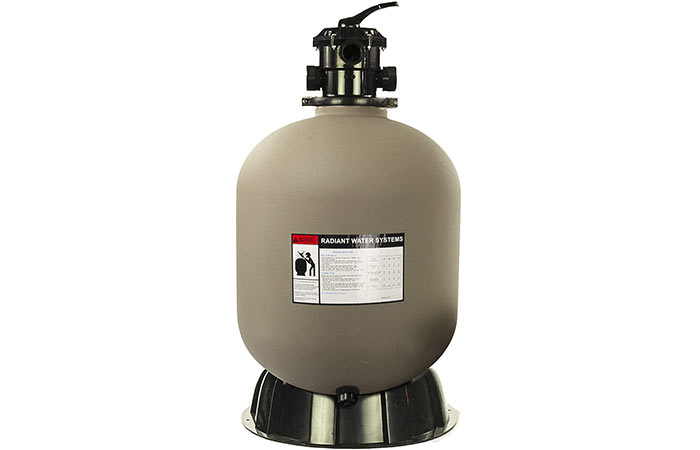 Rx Clear Radiant 24-inch Sand Filter System
