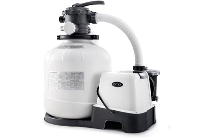 Intex Sand Filter Pump & Saltwater System