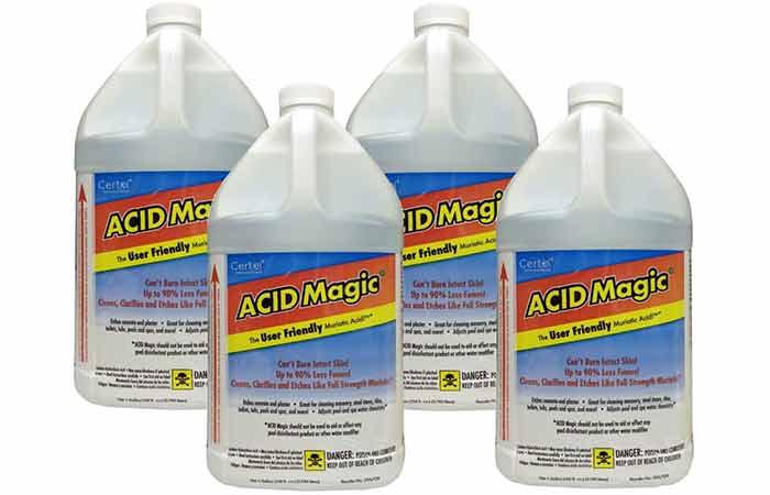 Mutriatic Acid