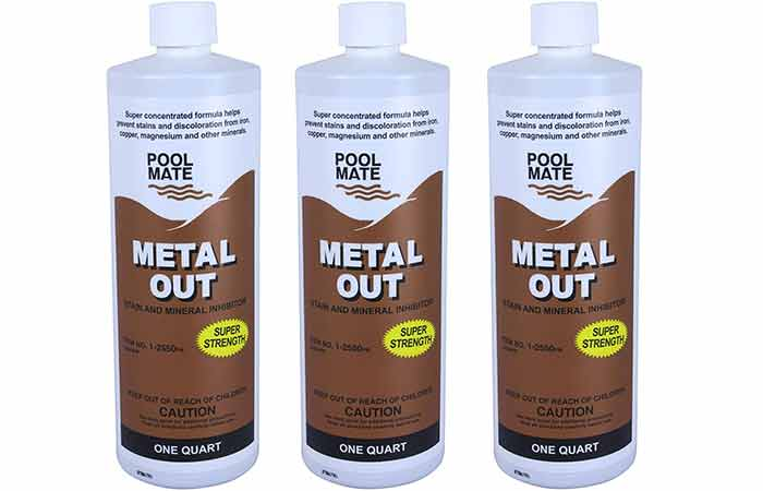 Pool Metal Out